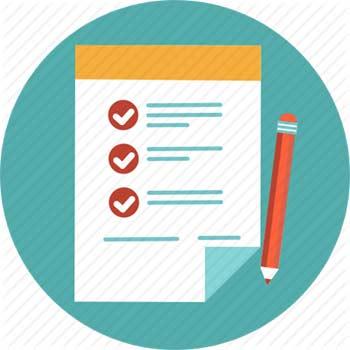 مجموعه نمونه سوالات بسیار مهم و فوق العاده موثر مشترک در آزمون های استخدامی